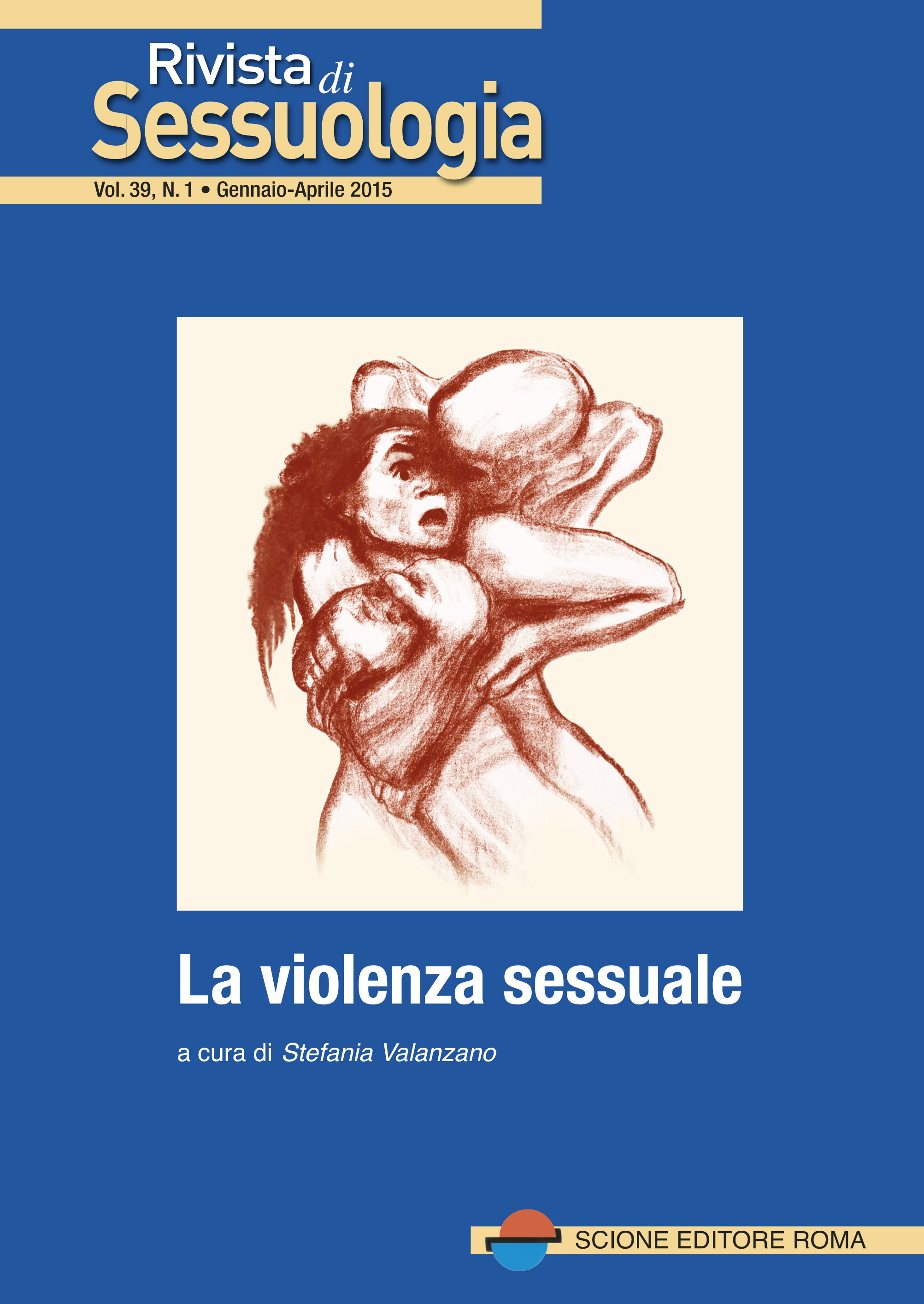 La rivista di sessuologia: Violenza sessuola