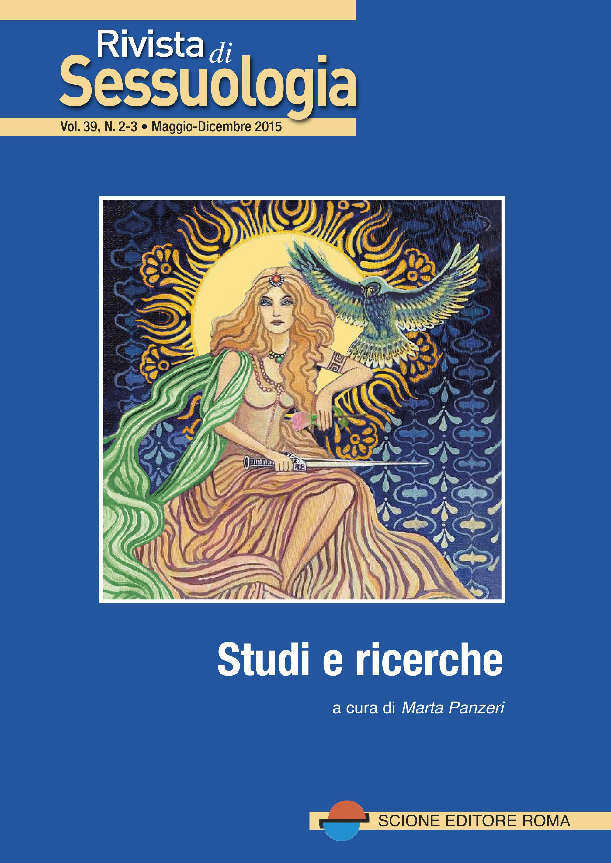 La rivista di sessuologia del Cis: Studi e ricerche