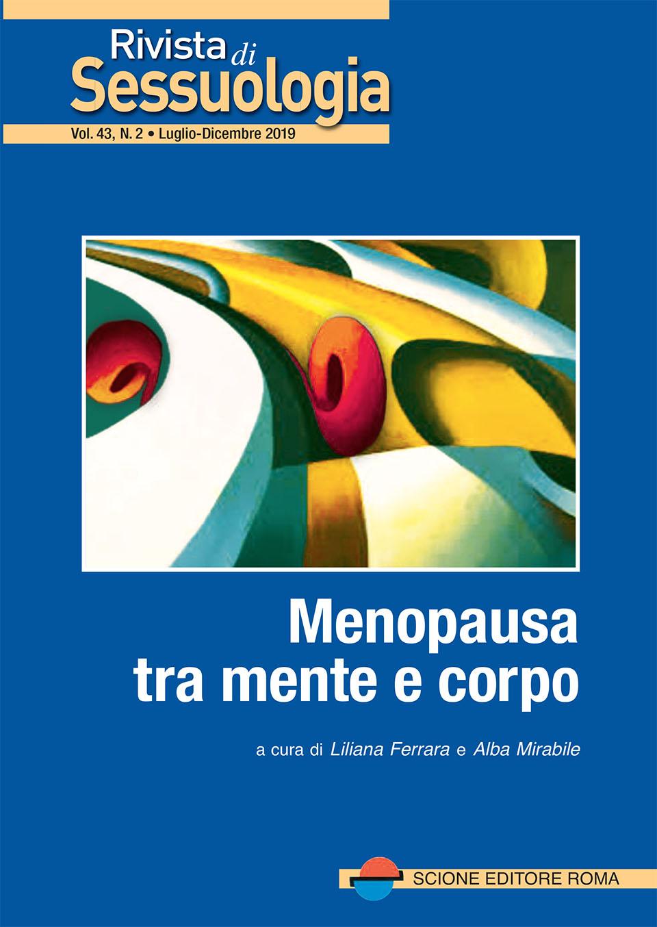 Menopausa: tra mente e corpo - Rivista di Sessuologia CIS