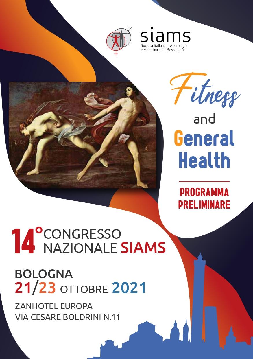 14° CONGRESSO NAZIONALE SIAMS – FITNESS AND GENERAL HEALTH